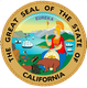 Image of State of California seal.