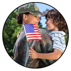 Image for Veterans topic selection