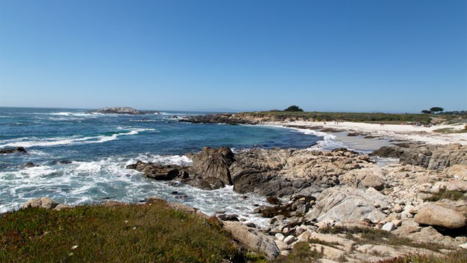 Image caption: 17-Mile Drive, just one of the many stunning visuals in Monterey County.