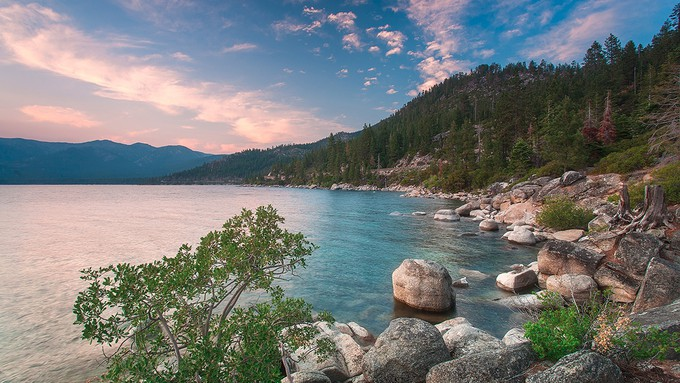 Image caption: Tahoe Institute of Natural Sciences has taught thousands of people about the region's natural ecosystems.