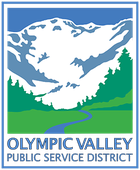 Olympic Valley Public Services District logo