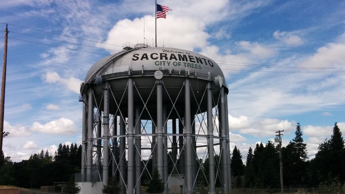 Image caption: Sacramento County's water management system is a complicated melange of more than two dozen districts.