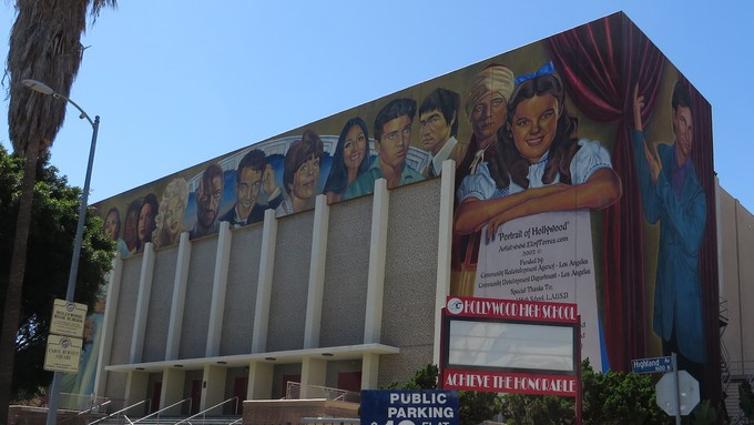 Image caption: California's sprawling public education system encompasses approximately 10,500 schools.