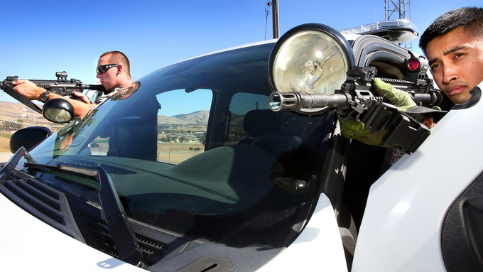 Image caption: Gov. Gavin News signed a broad new set of police reform laws Sept. 30.