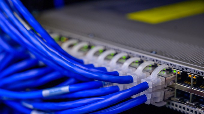 Image caption: Gov. Newsom has signed a new bill to fund rural broadband access.